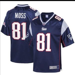 Randy Moss   New England Patriots Jersey